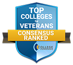 Top Colleges for Vetrans Logo